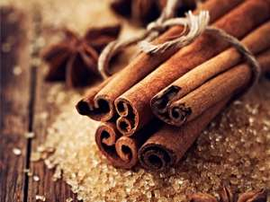 Fragrance:  Cinnamon