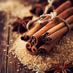 Fragrance:  Cinnamon