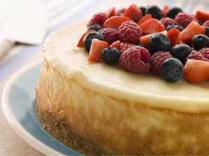 Fragrance:  Lemon Cheesecake