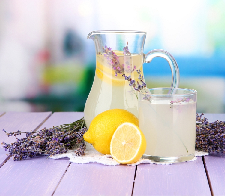 Lemon Lavender Yankee Type  Fragrance Oil