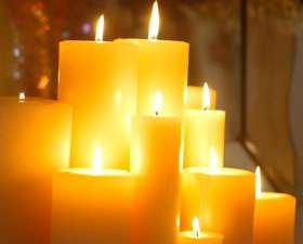 YELLOW Candle Dye; Liquid